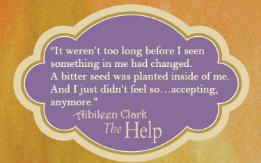 the help quote