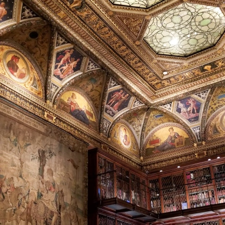 the morgan library and museum new york city